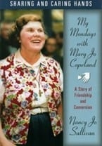 Sharing and Caring Hands - My Mondays with Mary Jo Copeland