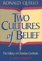 Two Cultures of Belief