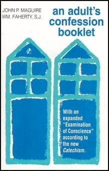 An Adult's Confession Booklet