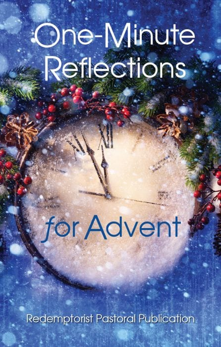 One-Minute Reflections for Advent