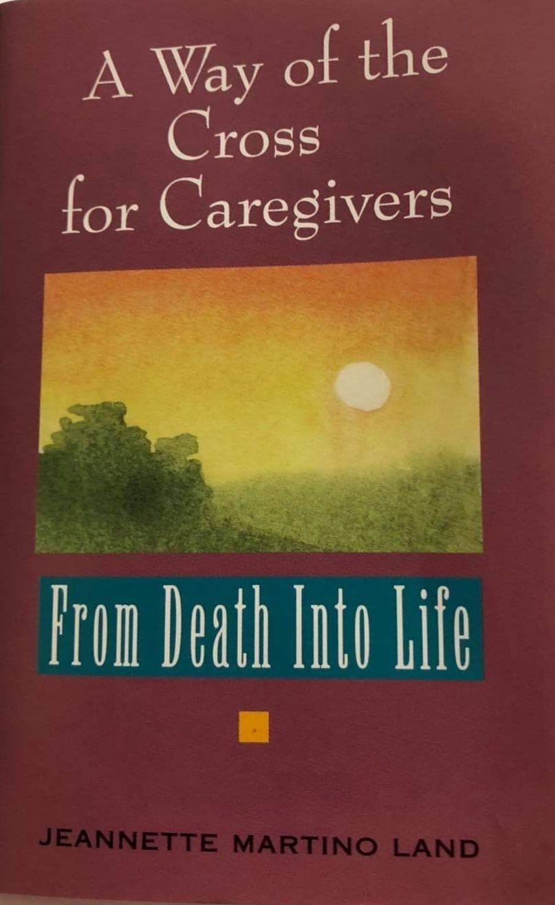 A Way of the Cross for Caregivers